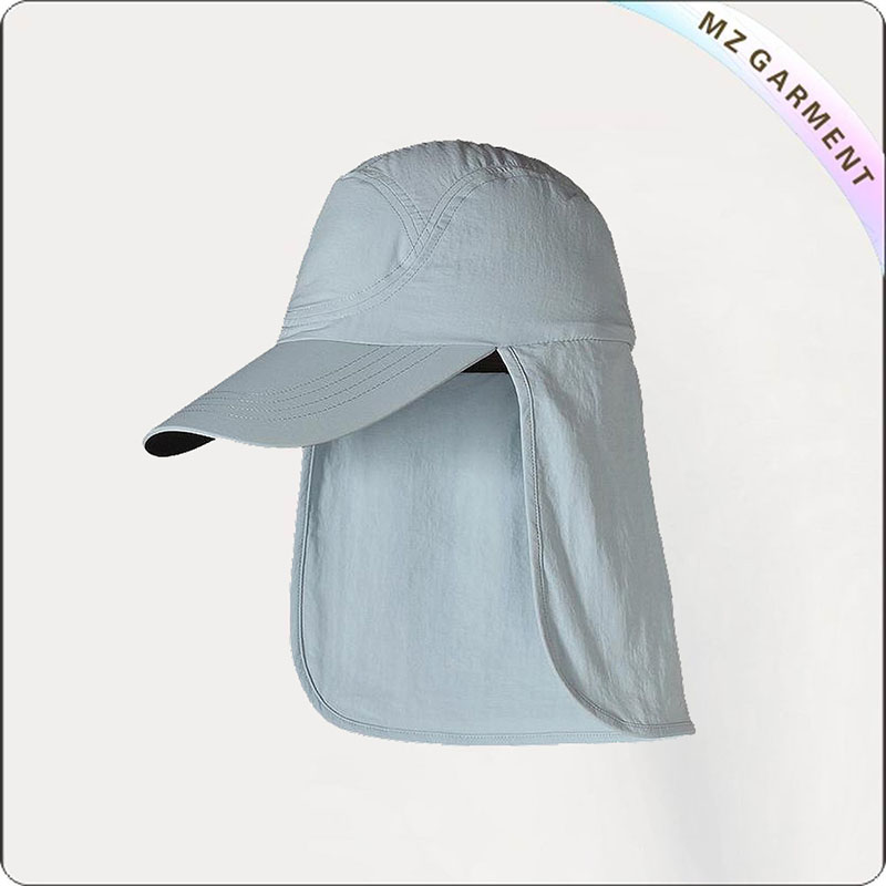Kids Off-White Beach Hat