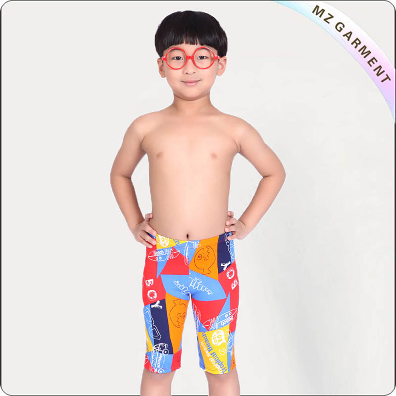 Boy Swim Jammer