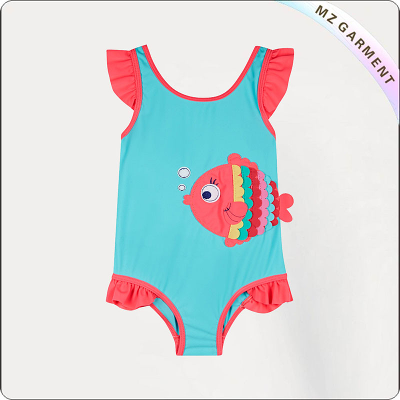 Kids Fish Swimsuit