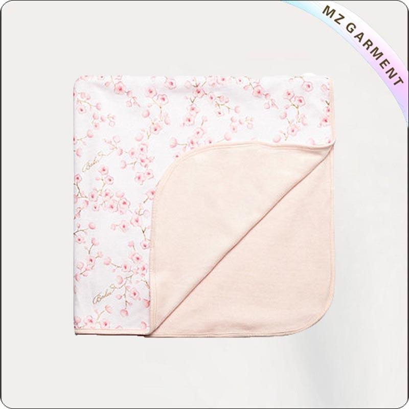 Baby Minutiae Print Blanket