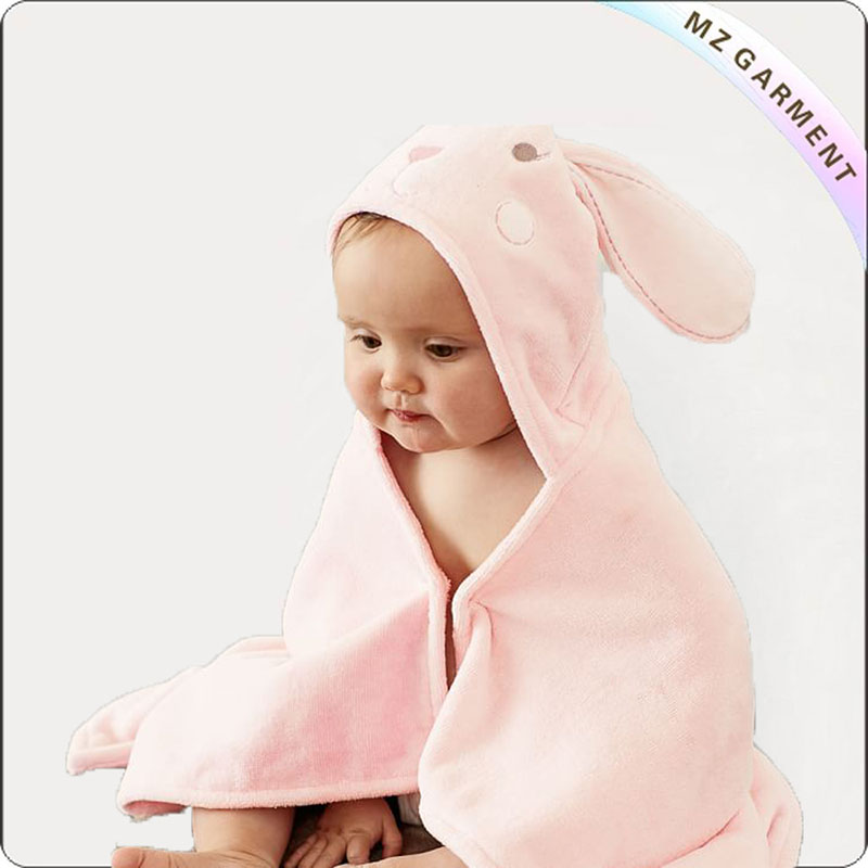 Baby Rabbit Blanket