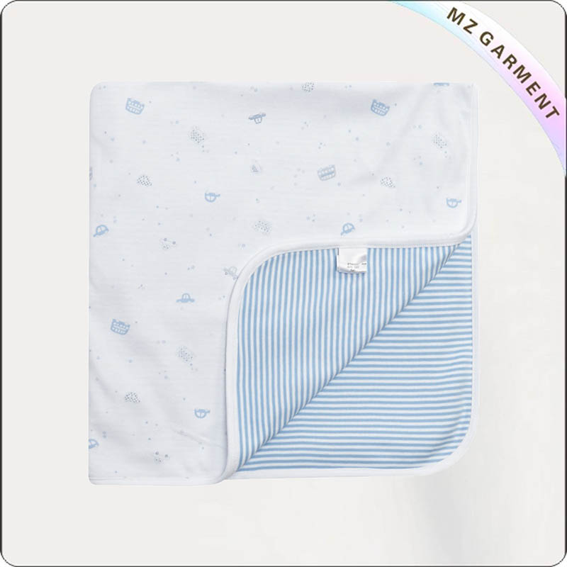 Boys Reversible Blanket