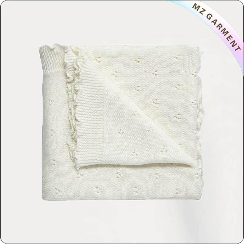 Kids Creamy White Quilt