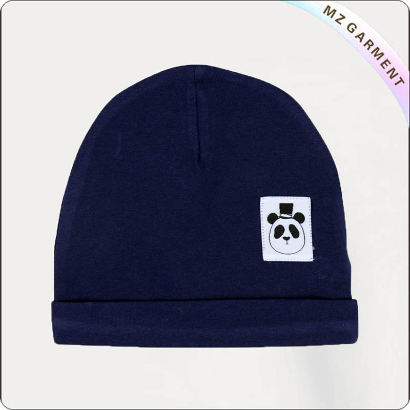 Boys Navy Blue Gorro