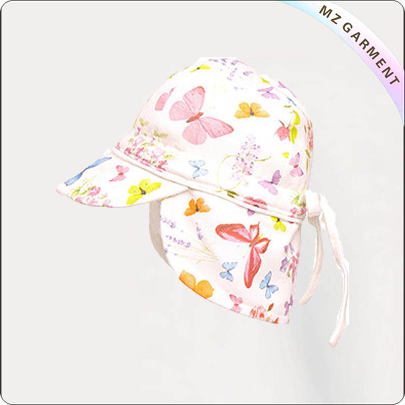 Kids Butterfly Gorro