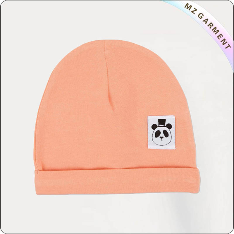 Kids Jaffa Orange Skullcap