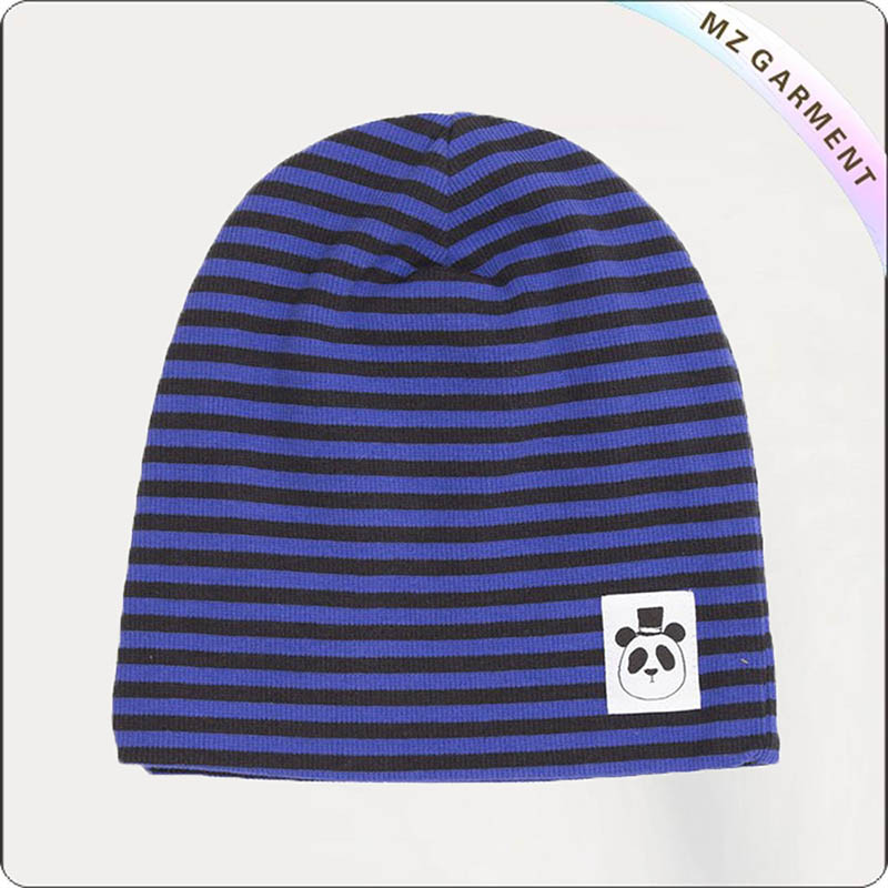 Kids Stripe Skullcap