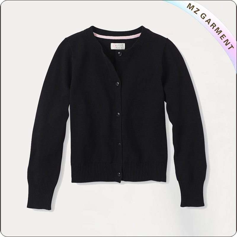 Kids Elegant Knitted Jacket