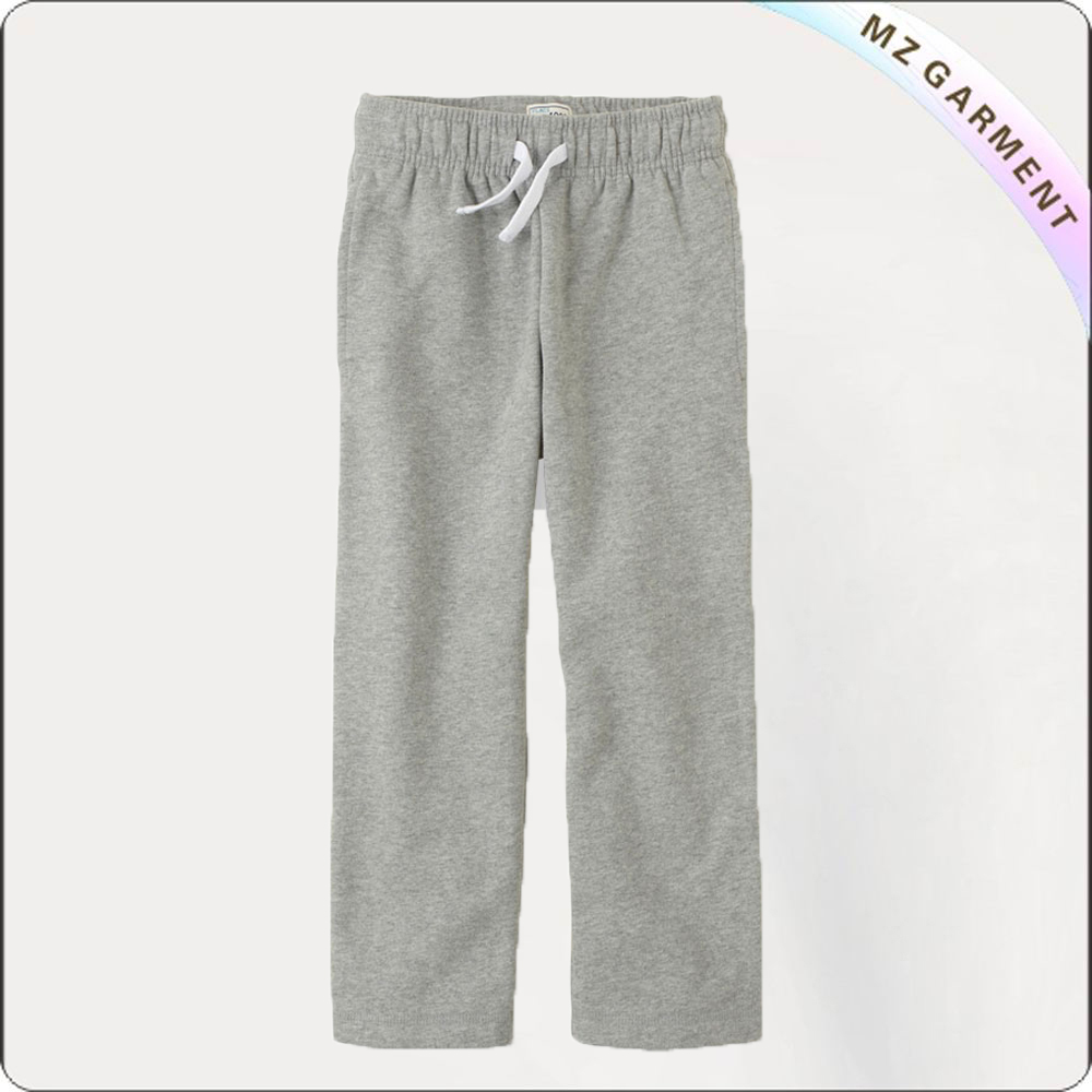 Boys Elastic Waistband Sweatpants