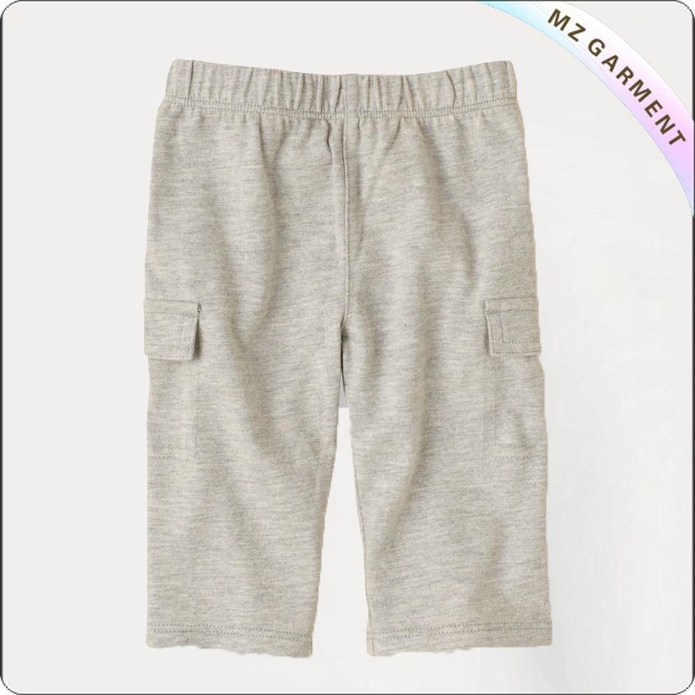 Boys Pocket Short Pants