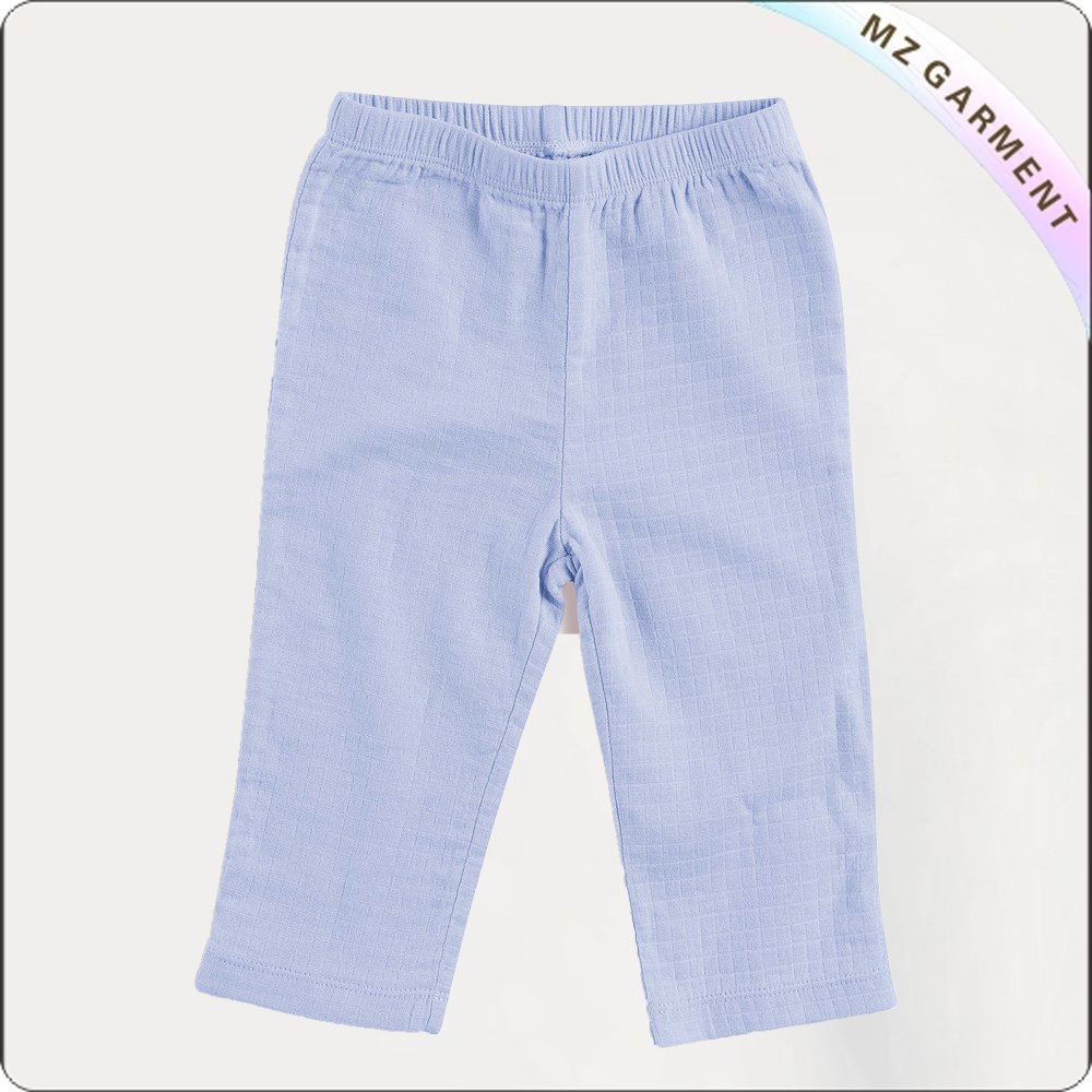 Girls Lilac Knee Sweatpant