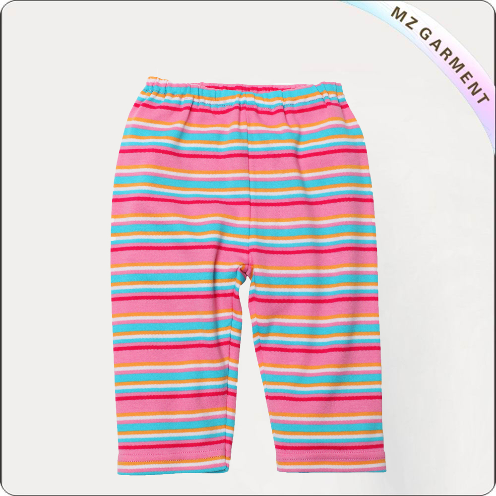 Girls Rainbowing Cropped Sweatpant