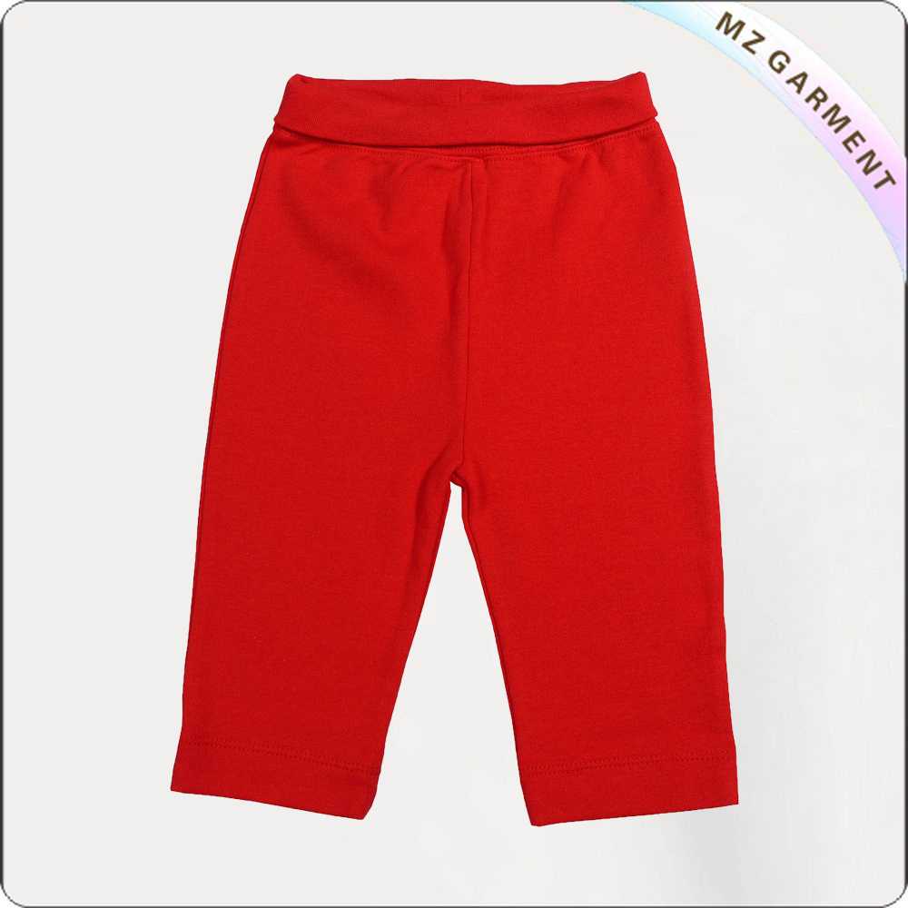 Girls Scarlet Short Pants