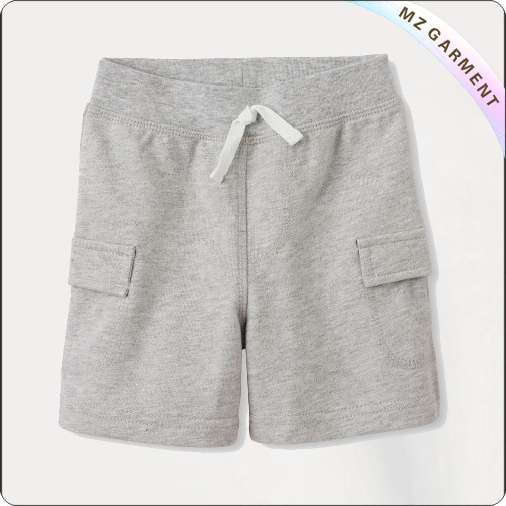 Boys Pocket Sweatshorts