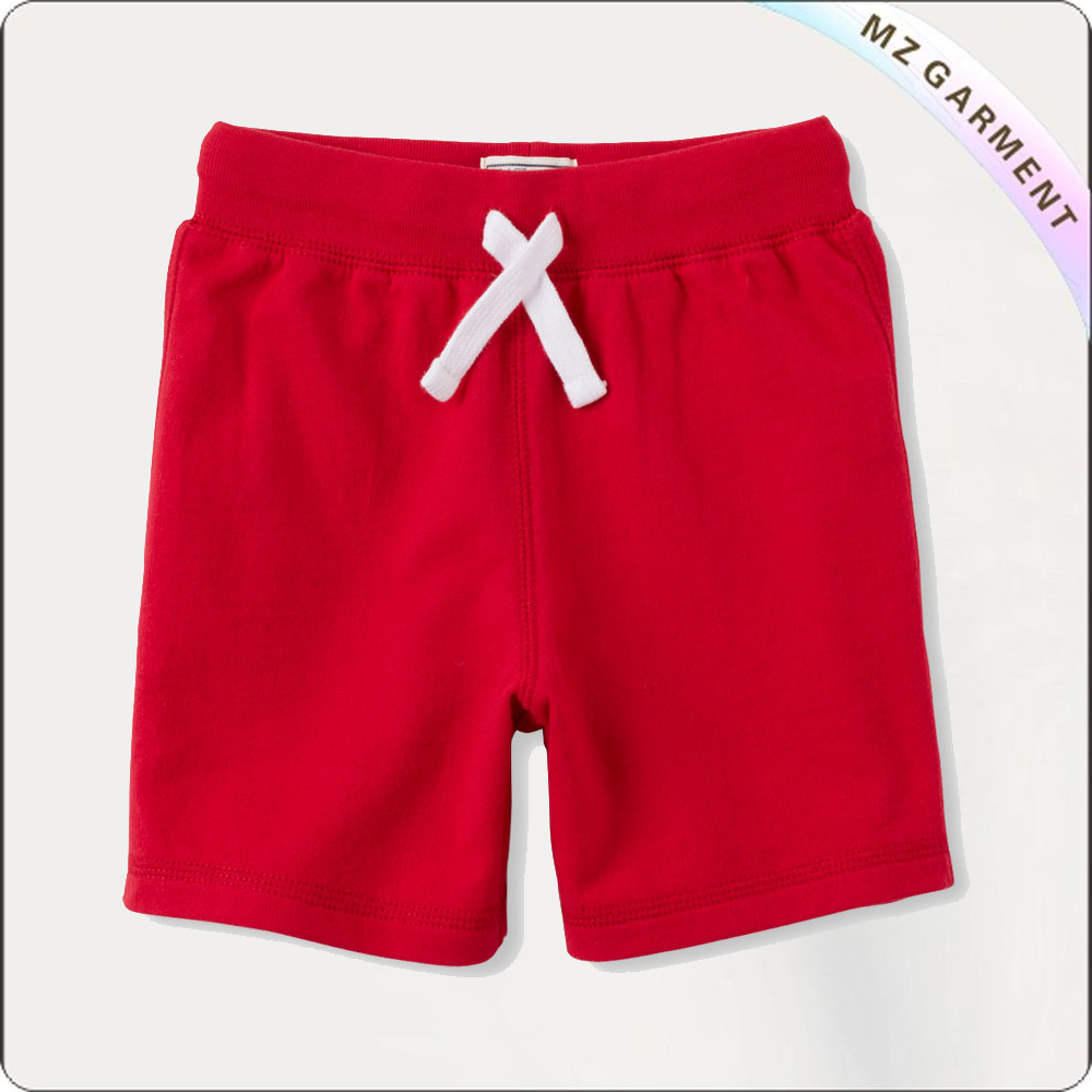Girls Scarlet Short Leggings