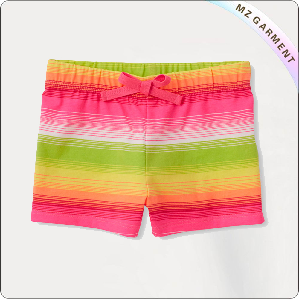 Kids Rainbowing Boyshorts