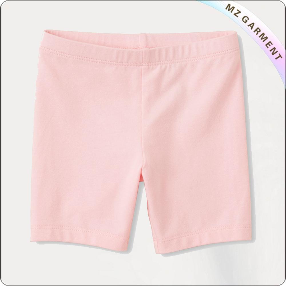 Kids Rose Quartz Bermuda Shorts