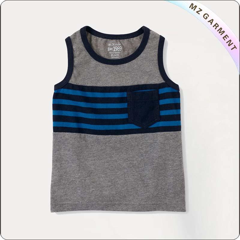 Kids Stripe Undergarment