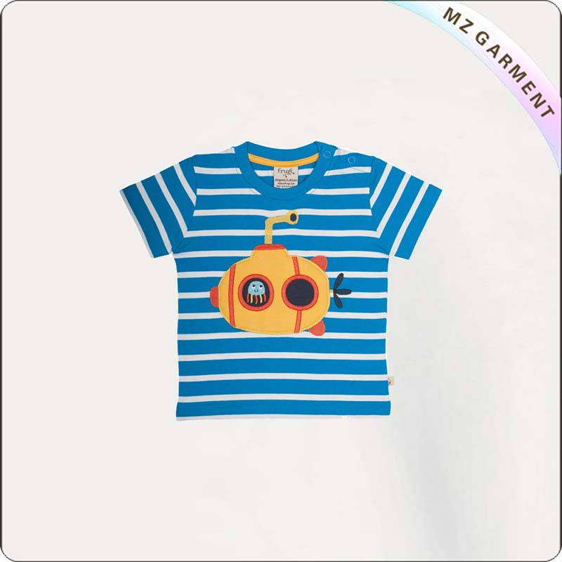 Boys Submarine T-Shirt