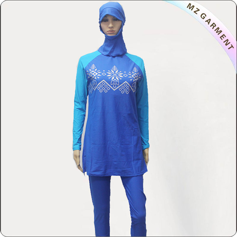 Royal Muslim Swimwear