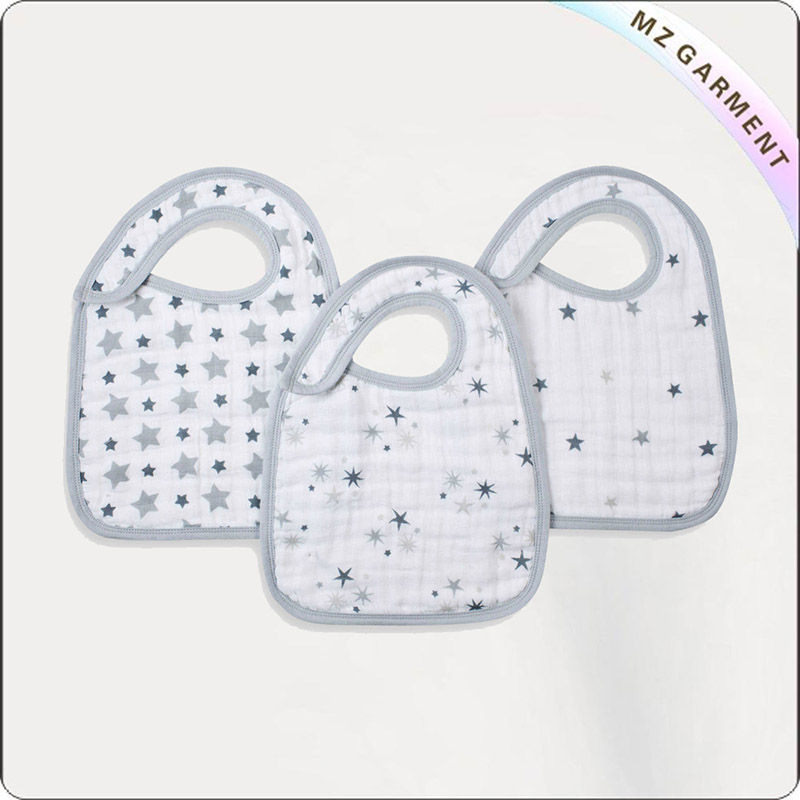Baby Nimbus Cloud Eco Friendly Bib