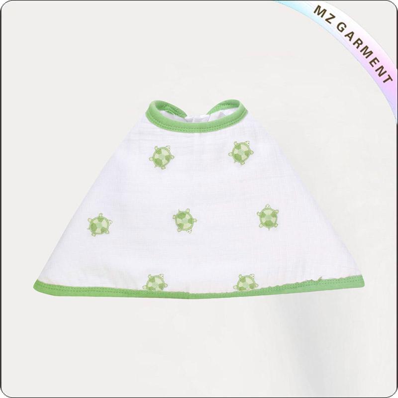 Kids Greenery Organic Cotton Pinny