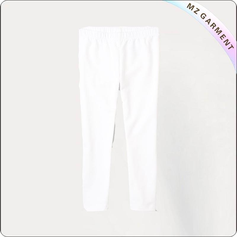 Girls Organic Cotton Ultralight Skinny Pants