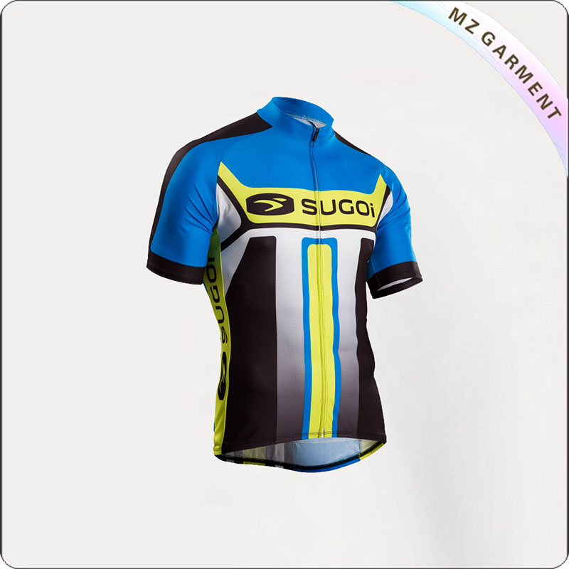 Men's Fitted Design Cycling Clothing