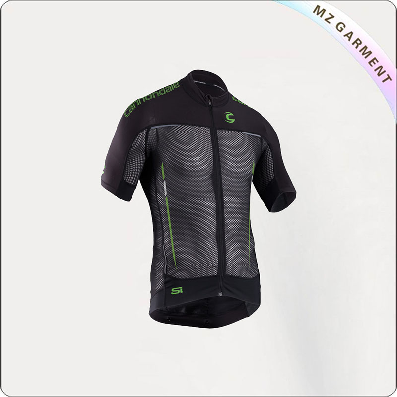 Men's Mesh Cycling Wear