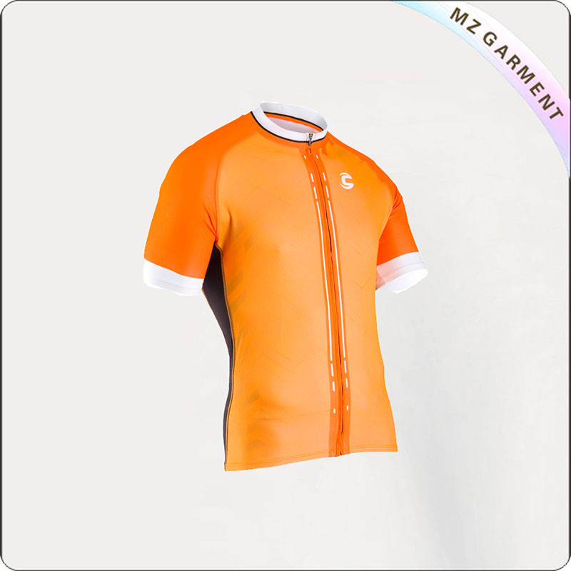 Women's Full Zipper Bike Clothing