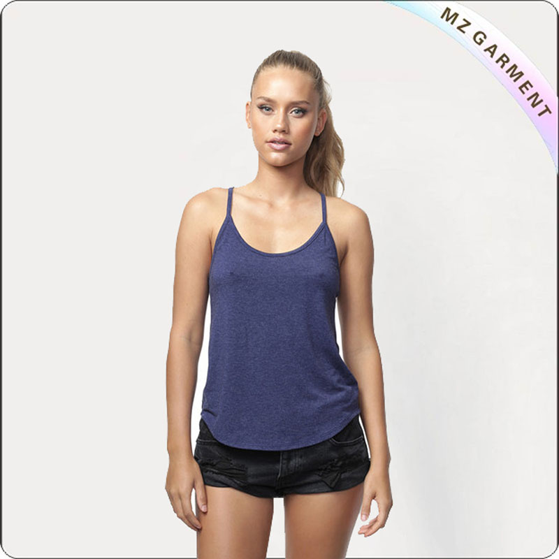Women Violet Training Bralette