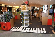 The Super Gigantic Piano Mat for FAO Schwarz Is Coming out Soon
