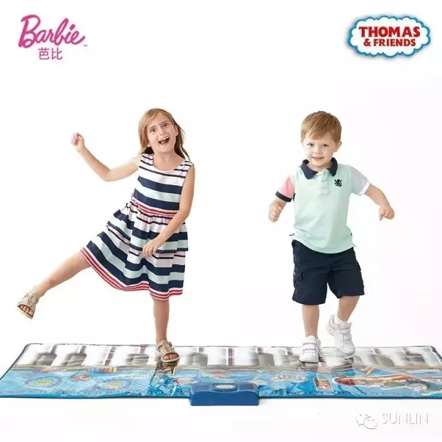 Manufacturer for Thomas & Barbie playmats