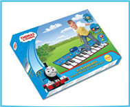 Sun Lin Launched Mini Thomas & Friends Piano Playmat in 2017