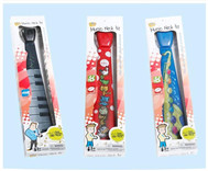 Sun Lin Launched Zippy Mat Music Neck Ties in 2017