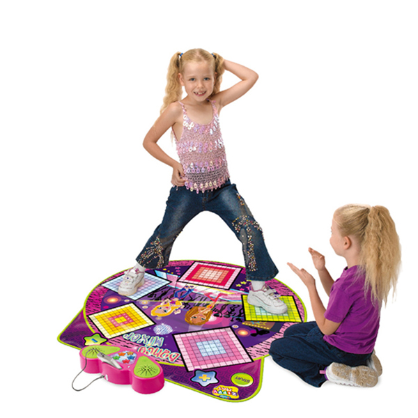 Dance Mixer Playmat, Kids Electronic Dance Mat