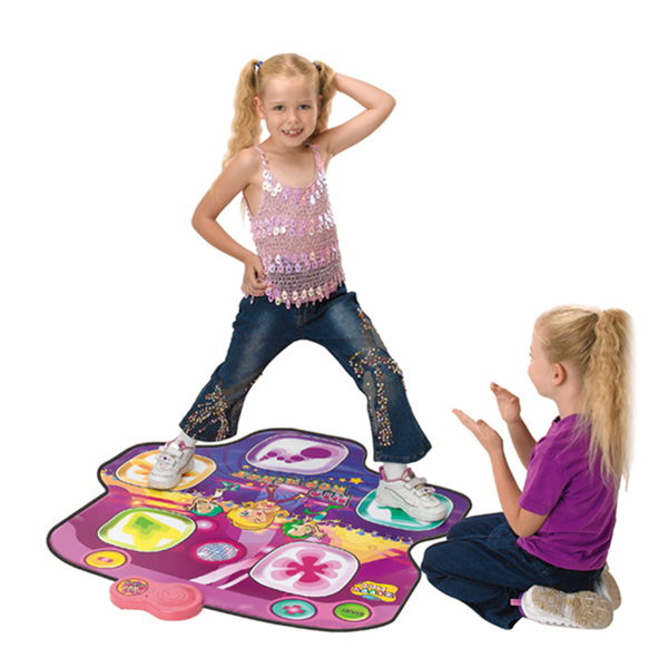Hip Hop Mixer Electronic Playmat, Musical Dance Mat