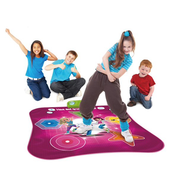 Move and Groove Electronic Dance Mat, Music Playmat