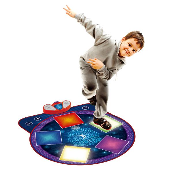Super Star Dance Mixer Playmat, 4 Background Music, Light up Keys