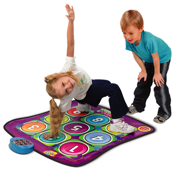 Zippy Mat Dancing Challenge Playmat, Musical Play Mat