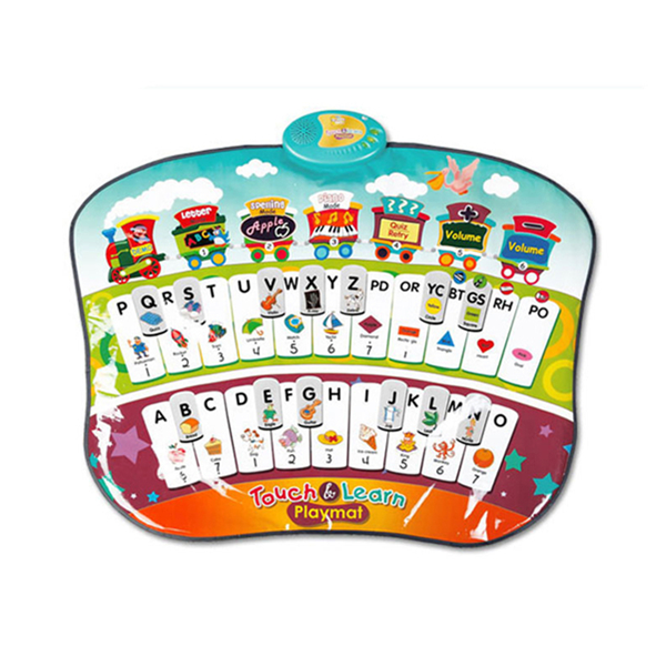 Touch and Learn Playmat, Electronic Play Mat