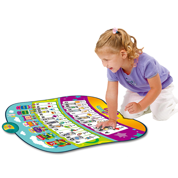 Touch and Learn Mat