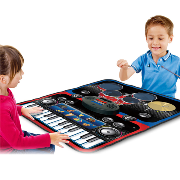 2 in 1 Music Jam Mat