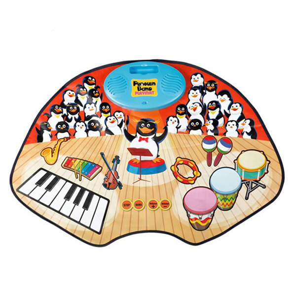 Penguin Band Mat