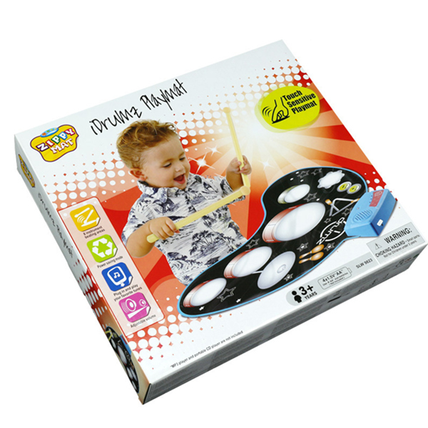 Electronic Drum Playmat
