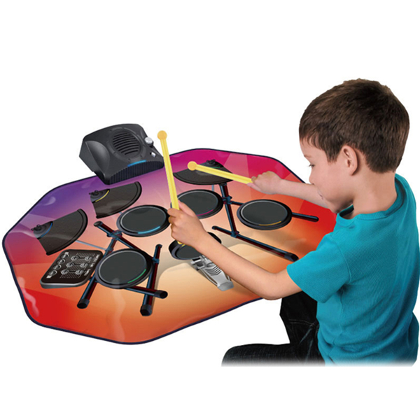 Zippy Mat Drum Kit Playmat