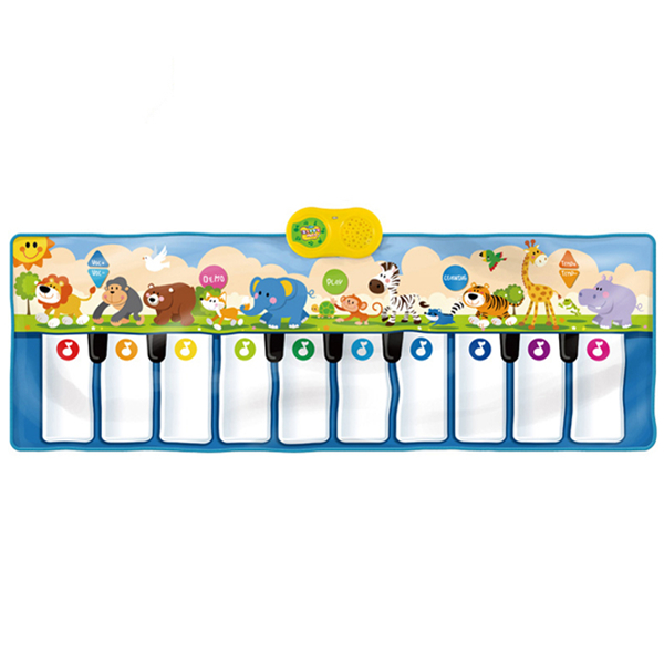 Animals Carnival Music Mat