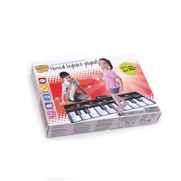 Electronic Keyboard Playmat