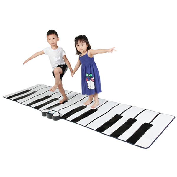 Giant Floor Keyboard Playmats