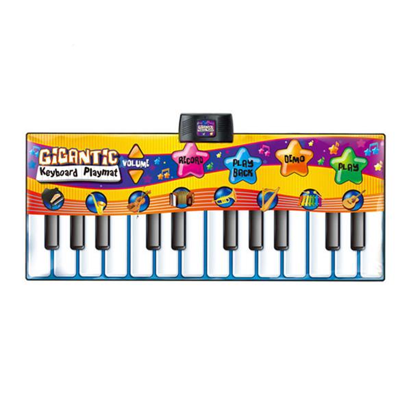 Gigantic Keyboard Piano Playmat